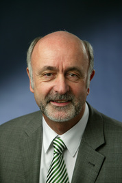 Leiter der BEA - Hans Dieter Riedel