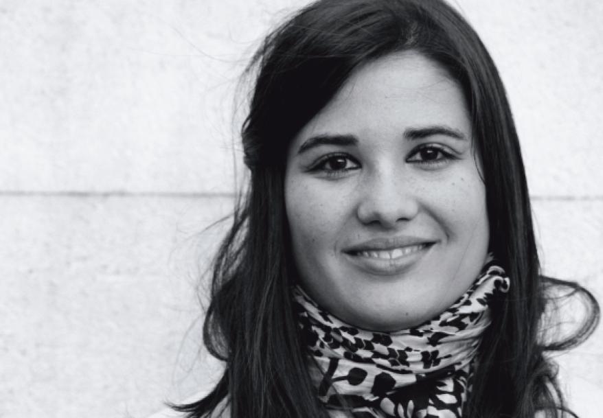 Christina Reis, Marketing, Fundraising, Öffentlichkeitsarbeit, Team Gießela, MPE2011