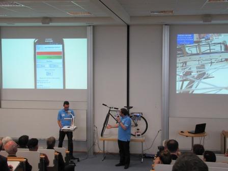 Präsentation easi-bike